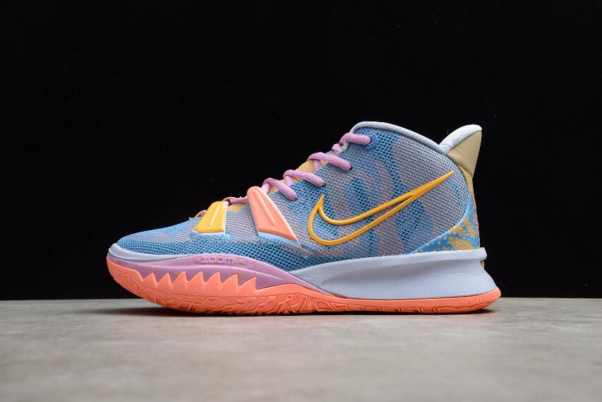 2020-Nike-Kyrie-7-EP-Pink-Lake-Blue-Yellow-DC0588-003-for-Black-Friday-1