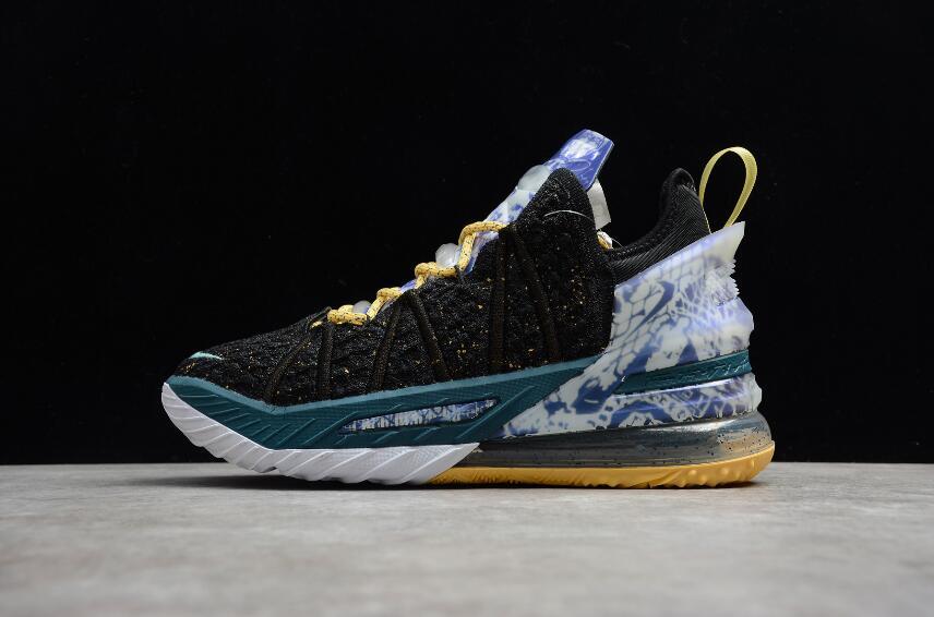 2020-Nike-Lebron-XVIII-EP-Black-Bleached-Aqua-Topaz-Gold-DB7644-003-1
