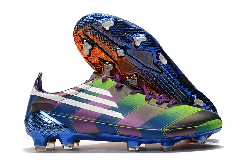 2021 New Adidas F50 GHOSTED ADIZERO HT FG football shoes