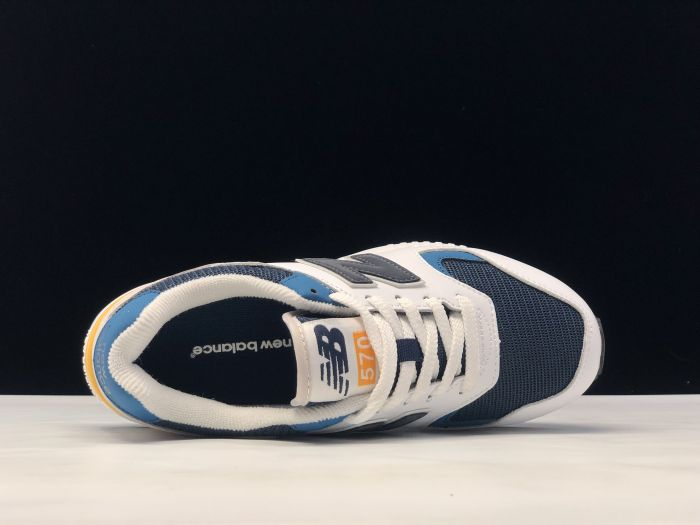 2021 New Balance ML570ATS casual sports running shoes inside of