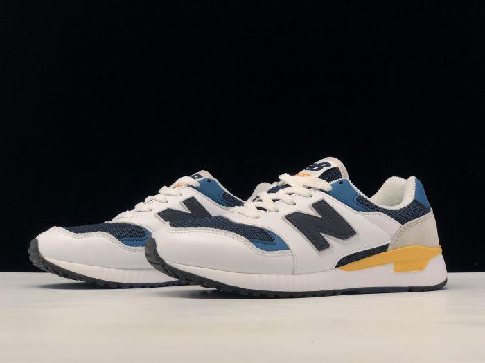 2021 New Balance ML570ATS casual sports running shoes vamp