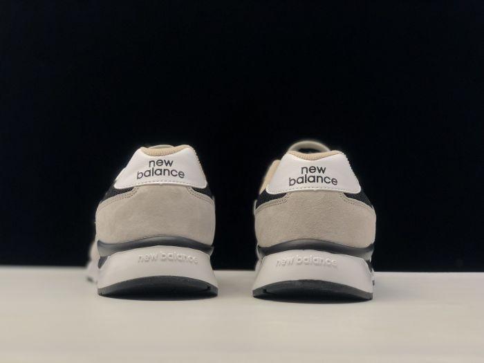 2021 New Balance ML570BNA casual sports running shoes Back heel