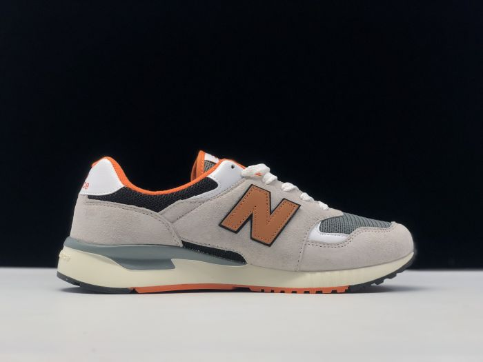 2021 New Balance ML570YZ casual sports running shoes Inside