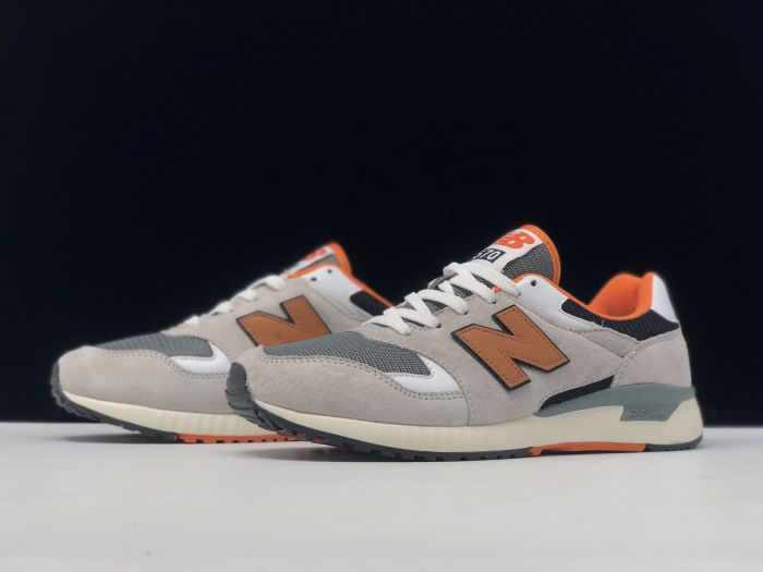 2021 New Balance ML570YZ casual sports running shoes side