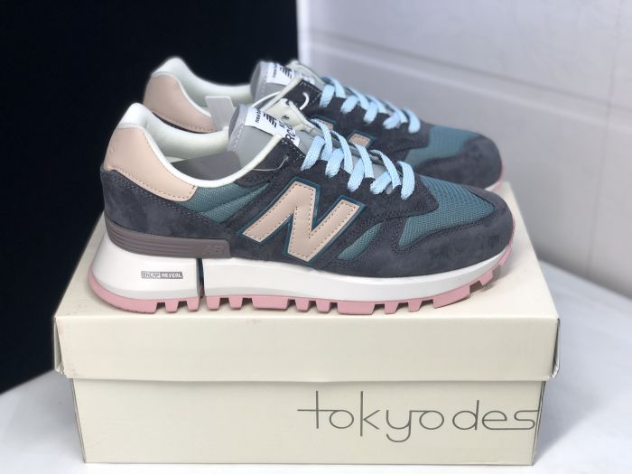 2021 New Balance MS1300KB blue casual sports running shoes overall