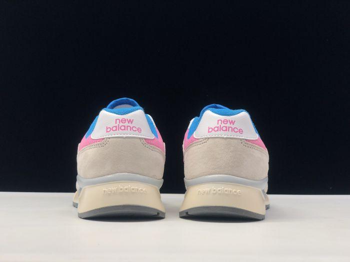 2021 New Balance WL570XZ casual sports running shoes Back heel