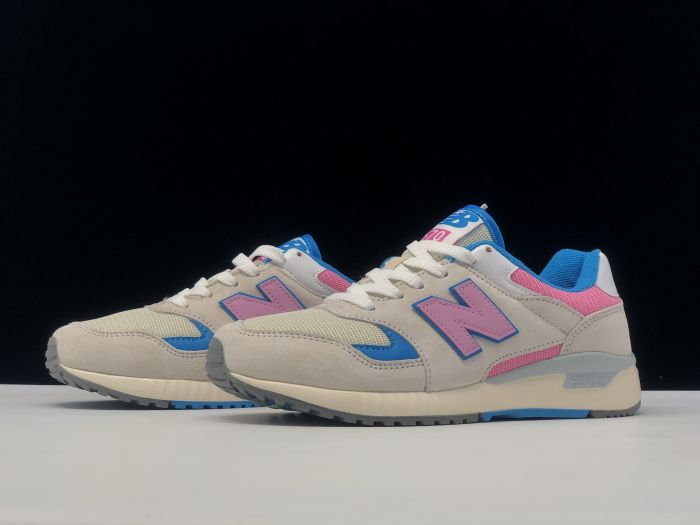 2021 New Balance WL570XZ casual sports running shoes side