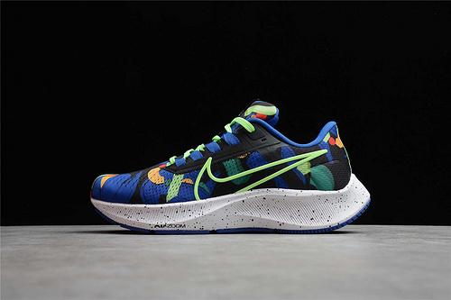 2021 Nike Air Zoom Pegasus 38 mesh breathable running shoes DD1827-001 Left