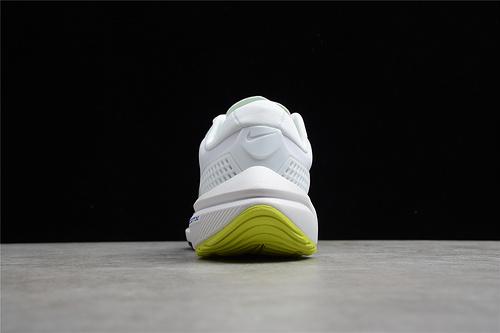 2021 Nike Zoom Vomero 15 white running shoes CU1855-102 Back heel