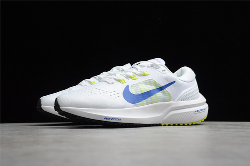 2021 Nike Zoom Vomero 15 white running shoes CU1855-102 side