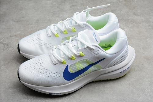 2021 Nike Zoom Vomero 15 white running shoes CU1855-102 vamp