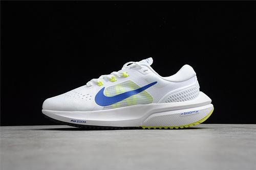 2021 Nike Zoom Vomero 15 white running shoes CU1855-102