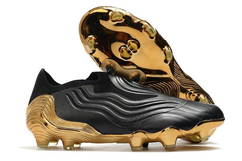 Adidas Capa SENSE+ electroplated football shoes Outside