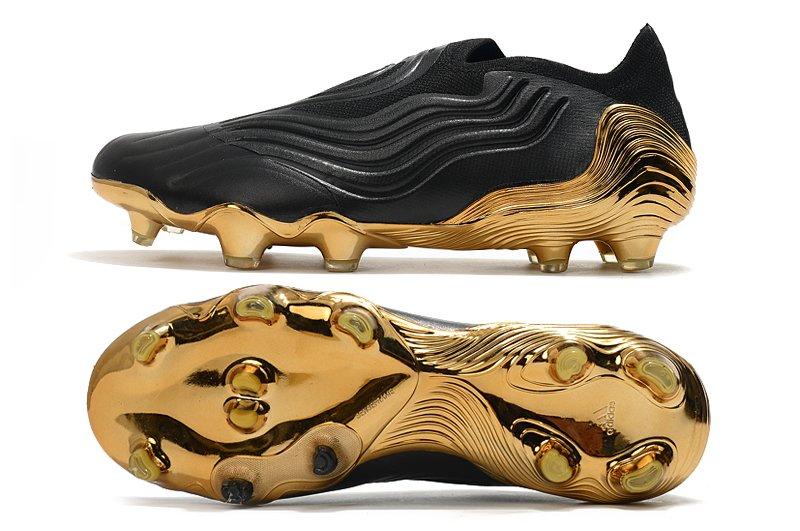 Adidas Capa SENSE+ electroplated football shoes Sell