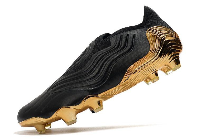 Adidas Capa SENSE+ electroplated football shoes