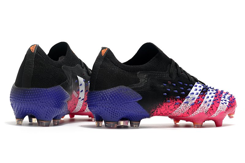 Adidas PREDATOR FREAK .1 LOW FG football boots Back heel