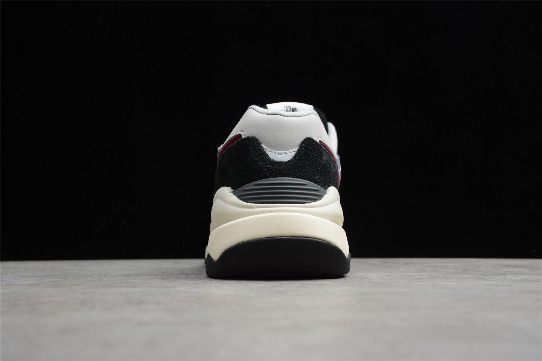 New Balance M5740TB jogging shoes Back heel