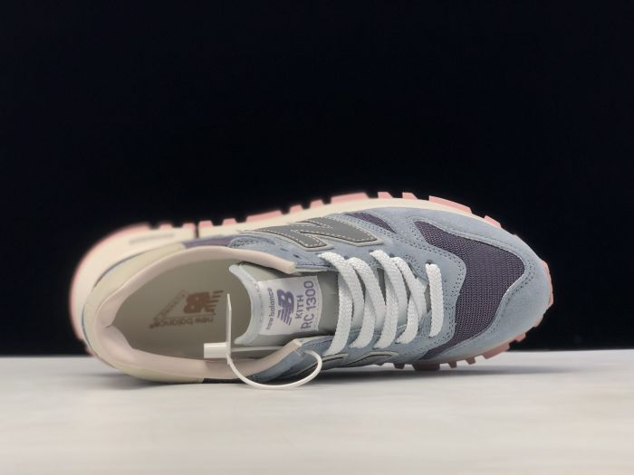New Balance MS1300KI grey casual running shoes inside of