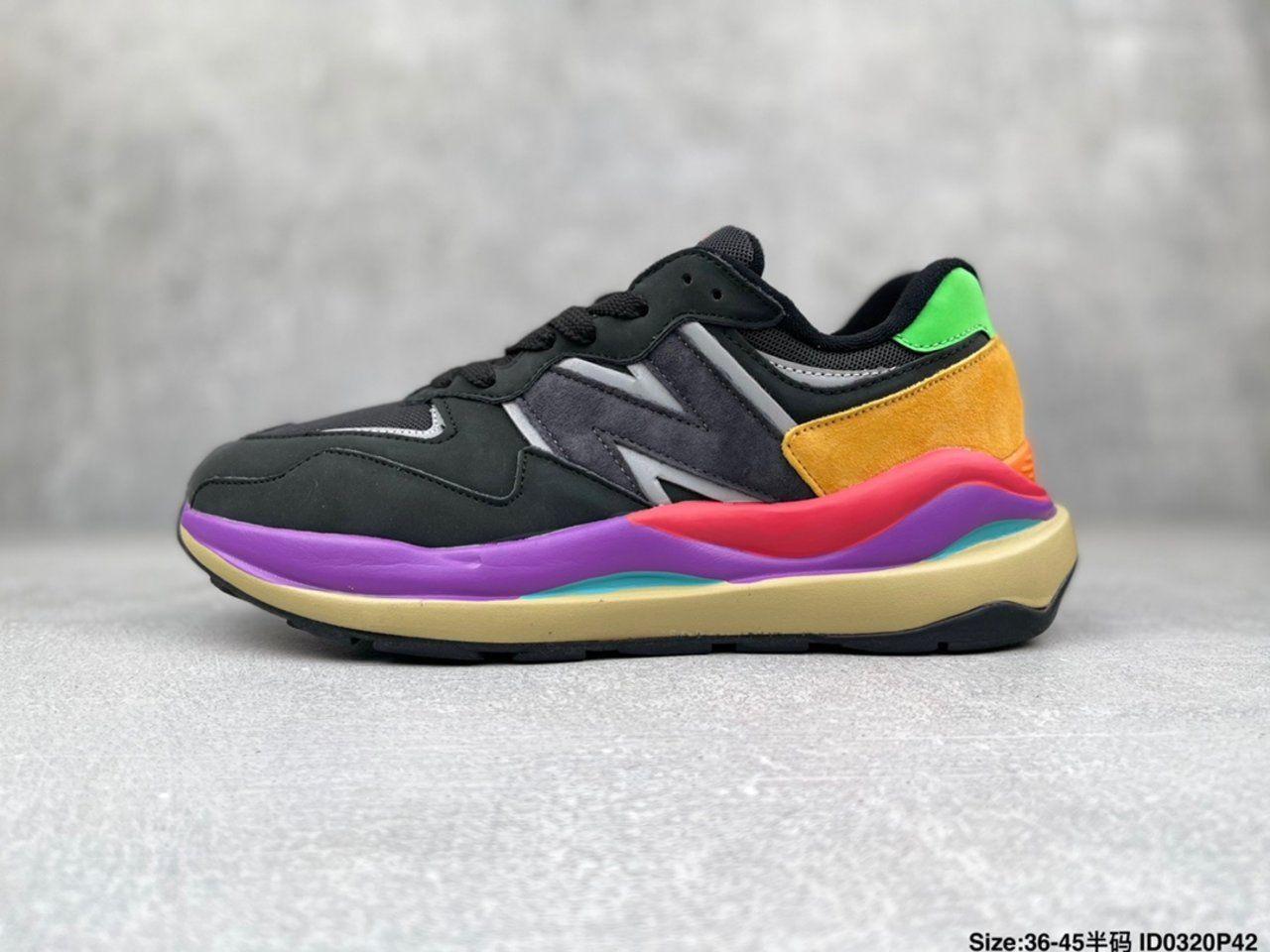 New Balance jogging shoes M5740LB Left