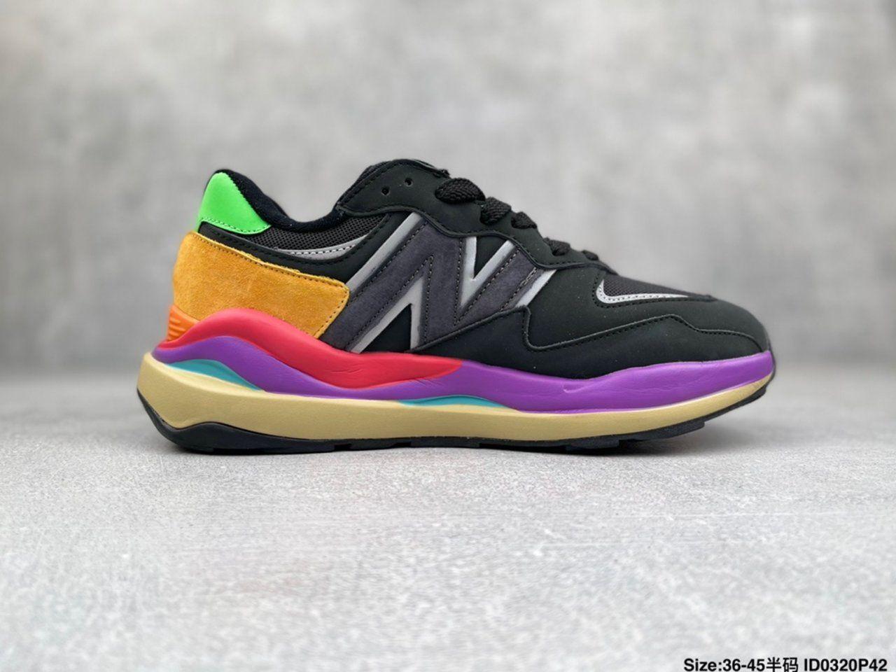 New Balance jogging shoes M5740LB Right