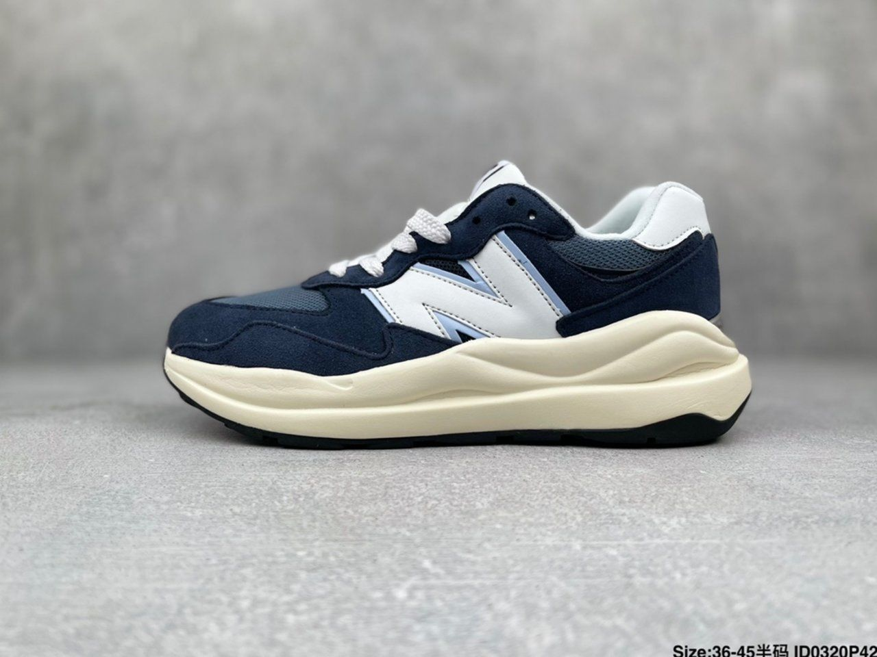 New New Balance W5740CD jogging shoes