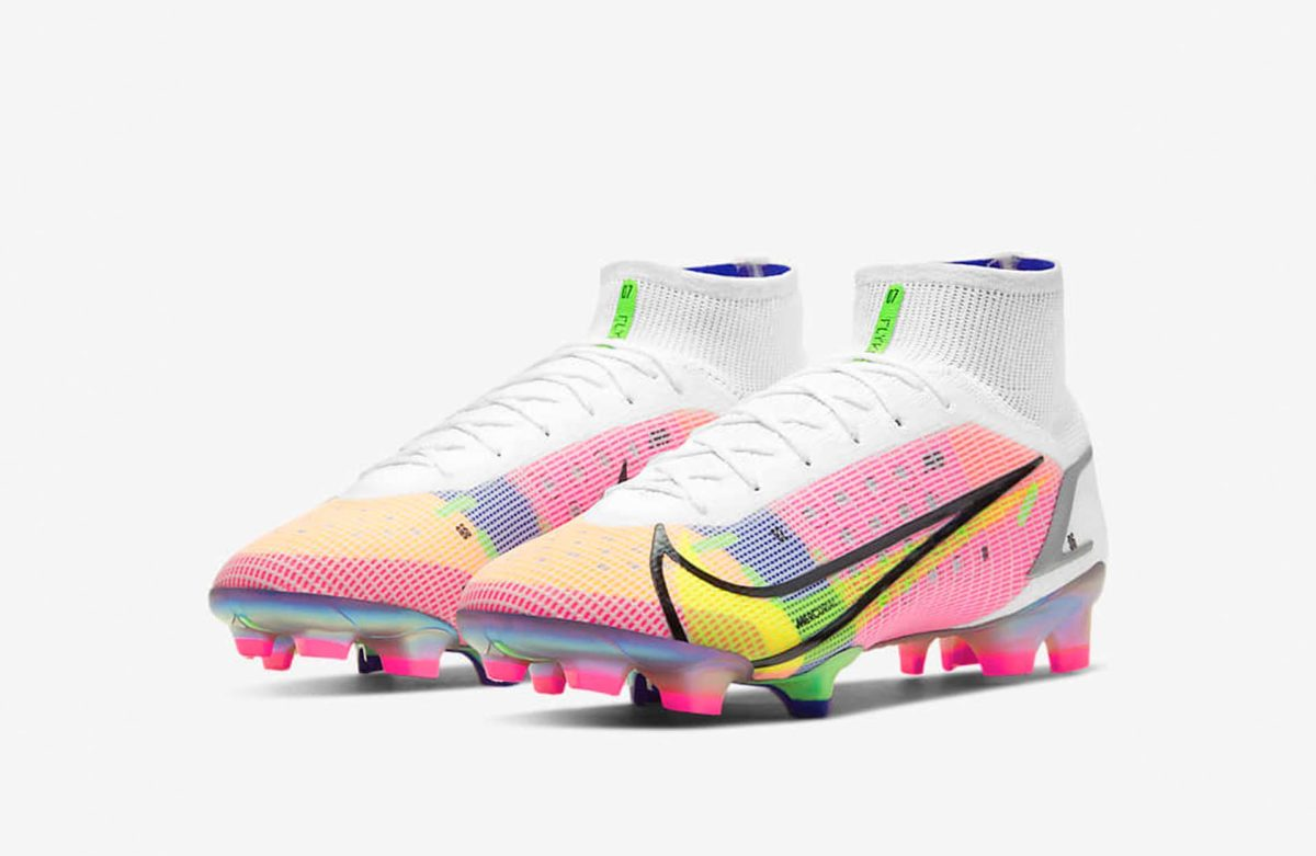 Nike Take Flight With Mercurial Vapor Superfly 'Dragonfly' Football Boots overall