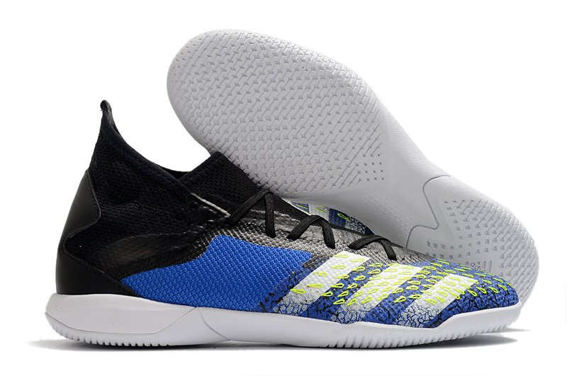 adidas PREDATOR FREAK .3 TF blue and black football boots