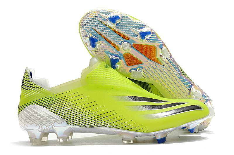 adidas X Ghosted FG yellow football boots