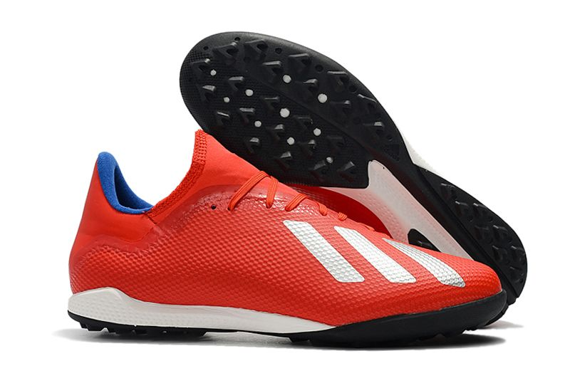 adidas X Tango 18.3 TF red and white football boots Shop