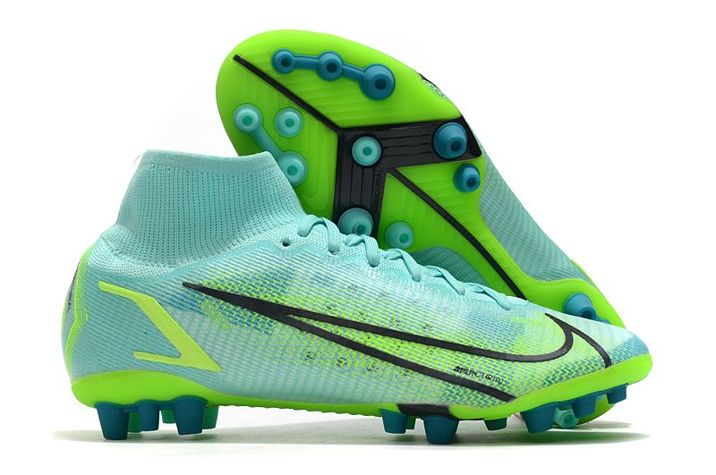Nike Superfly 8 Pro AG blue football boots