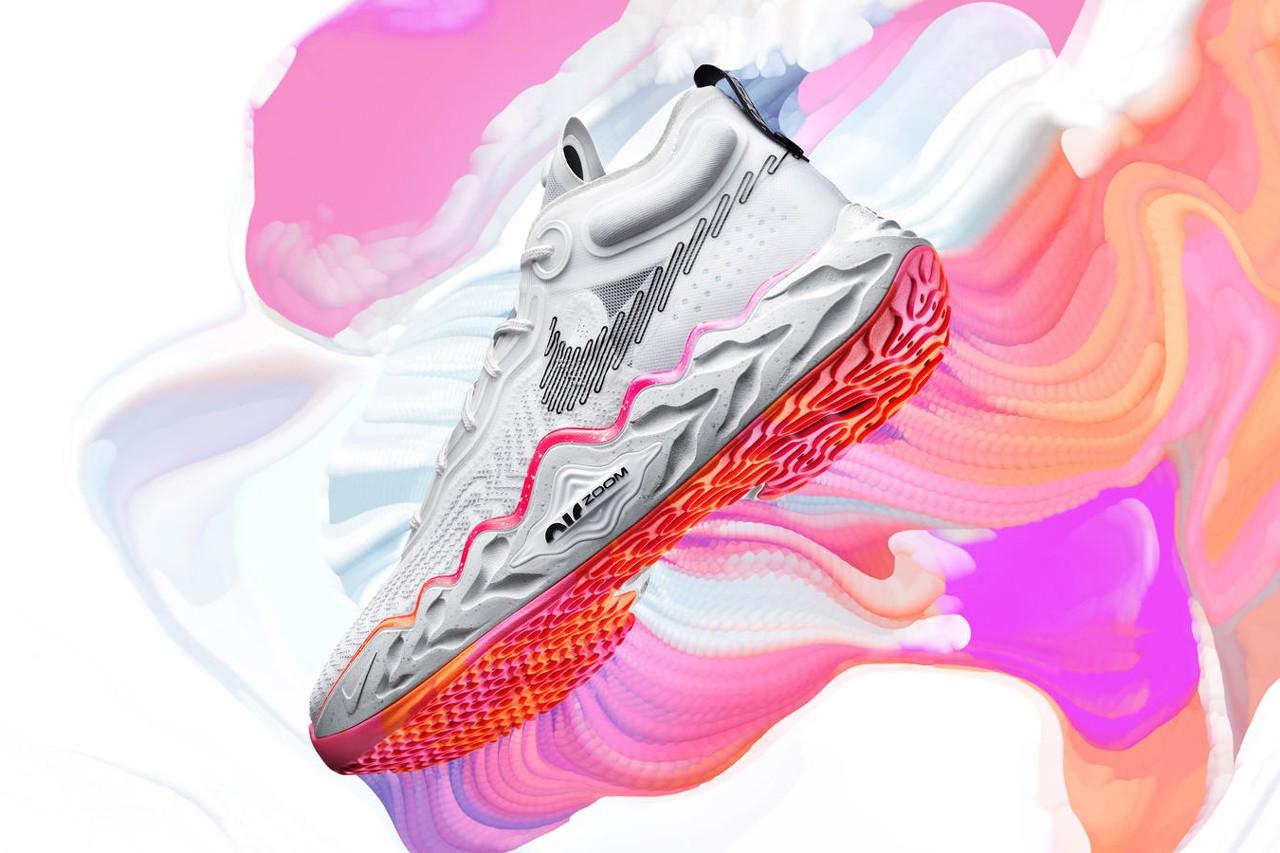 Nike football shoes side