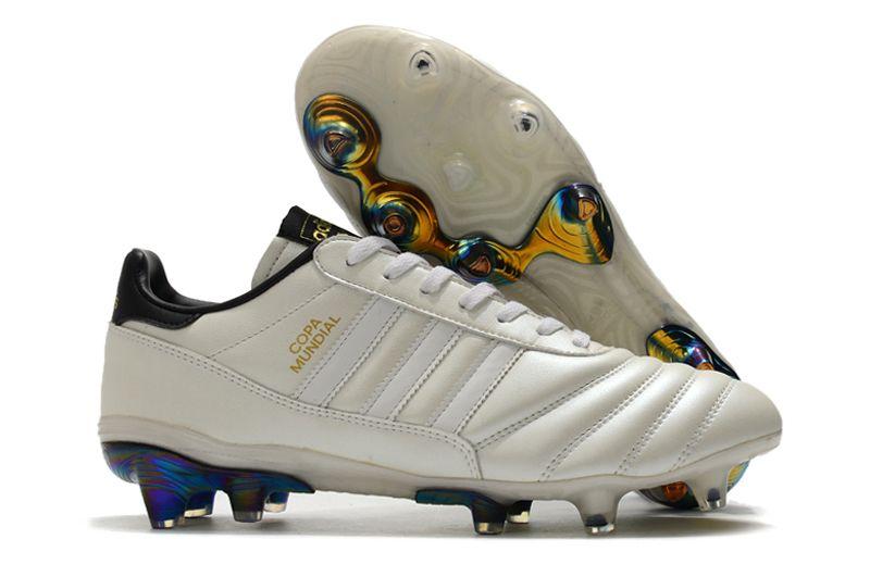 Adidas COPA MUNDIAL 21 FG white grey football boots
