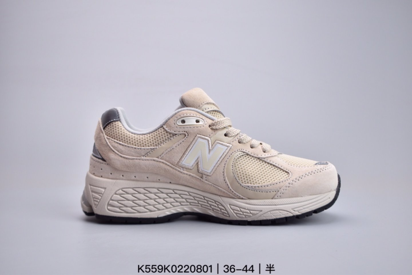 New Balance 2002 fashion casual shoes running shoes Inside