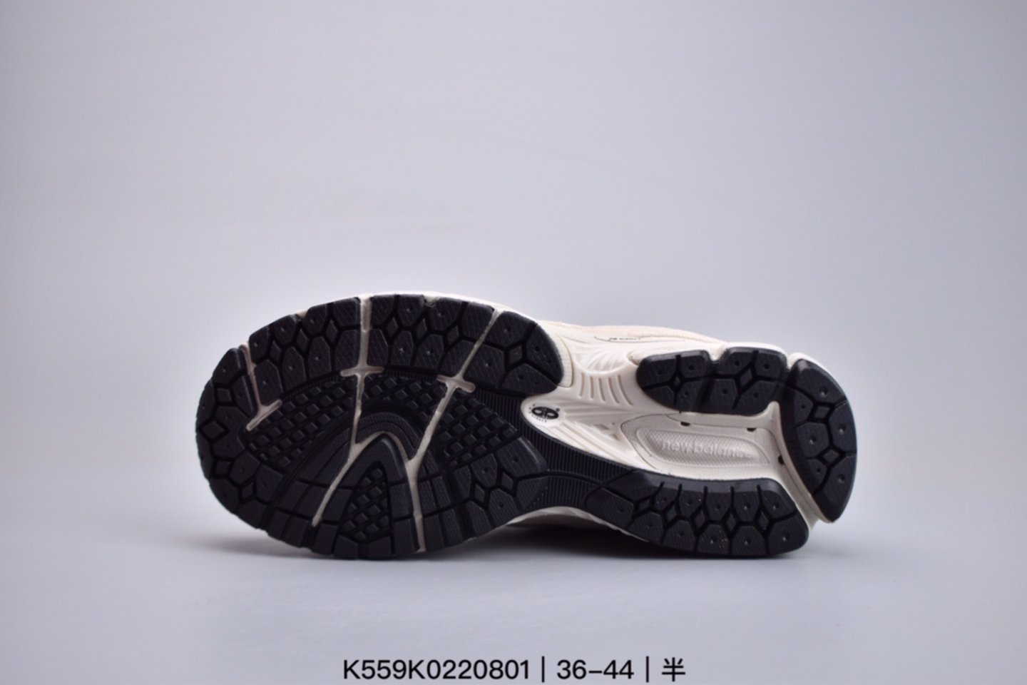 New Balance 2002 fashion casual shoes running shoes Back hee