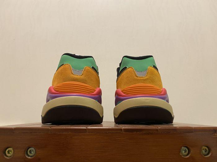 New Balance M5740LB casual shoes couple shoes Back heel