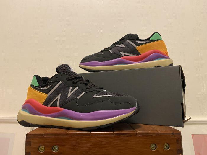 New Balance M5740LB casual shoes couple shoes side