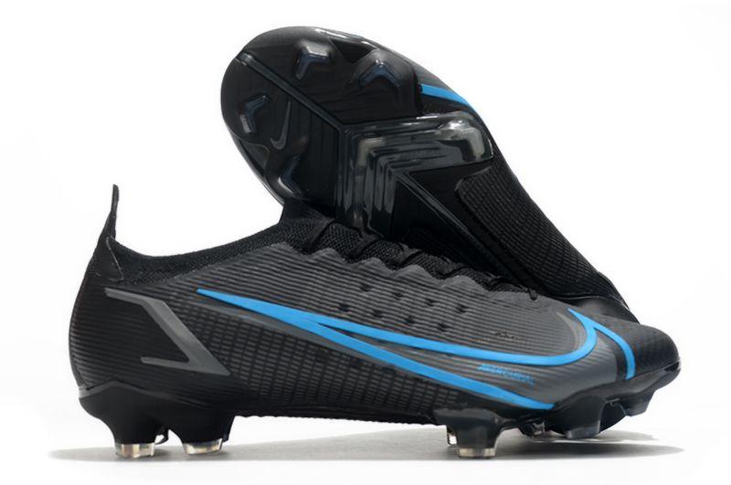 Nike Mercurial Vapor XIV Elite FG black and blue football shoes buy