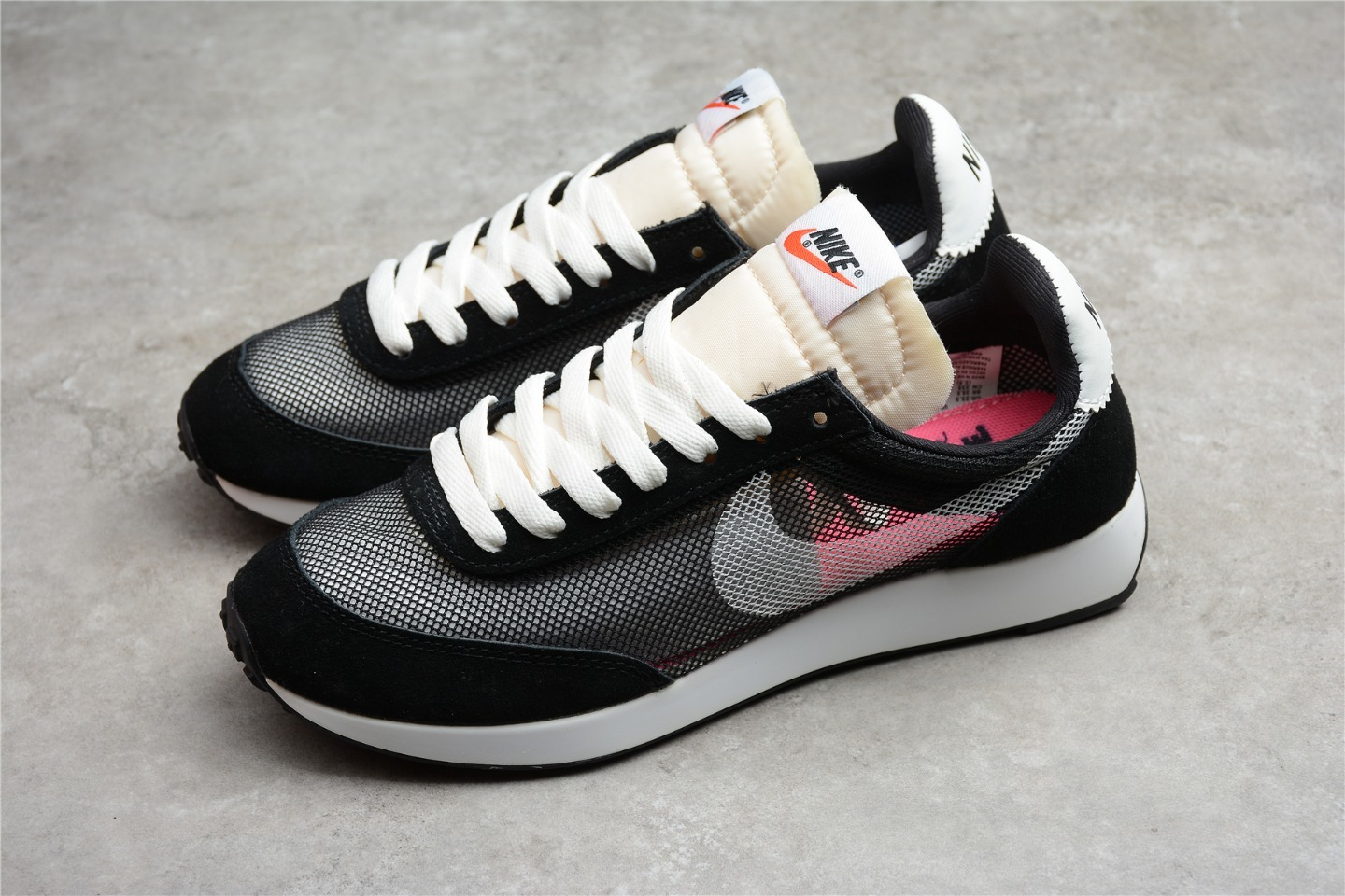 2021 Hot sale Nike Air Tailwind 79 BeTrue white and black running shoes BV7930-401 overall