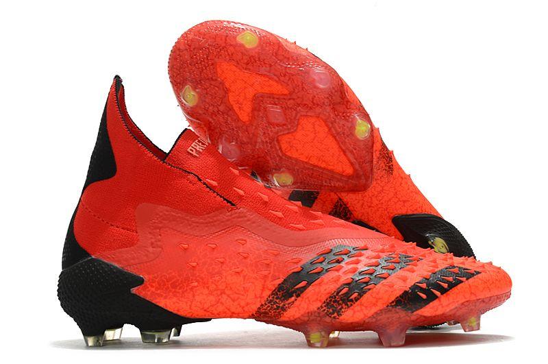 Adidas PREDATOR FREAK FG football shoes Outside