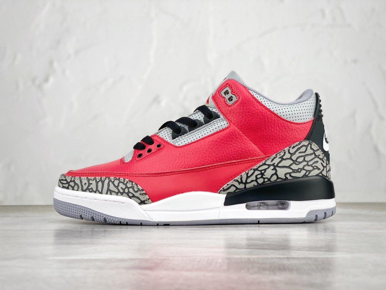 Air Jordan 3 Retro SE Unite Fire Red Outlet CK5692-600