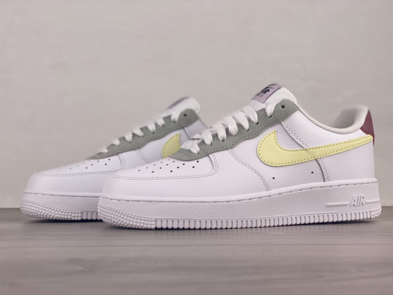 Cheap Nike Air Force 1 Low Muted Pastels White Pink DN4930-100 side