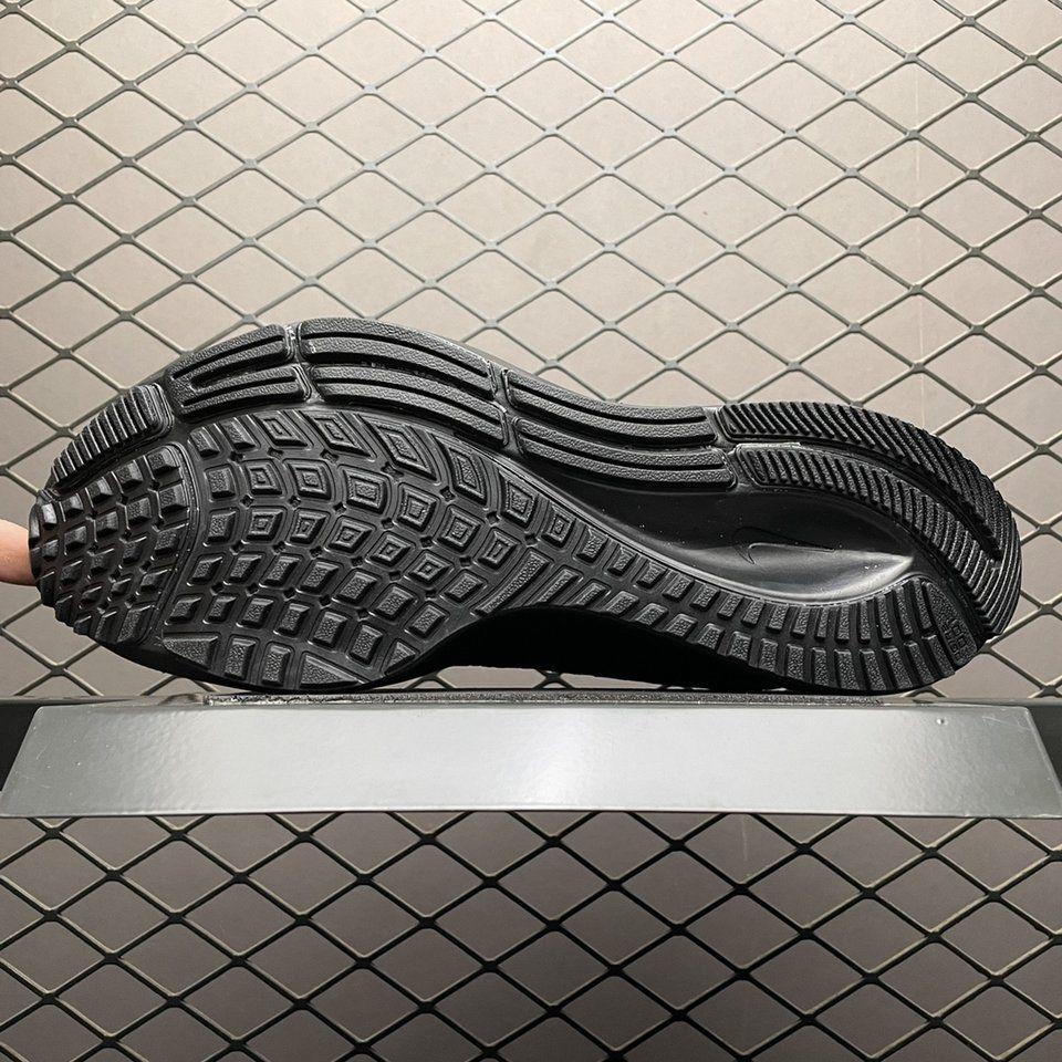 Newness Nike Air Zoom Pegasus 38 Black Orange-Volt Sale Online DN9256-001 Sole
