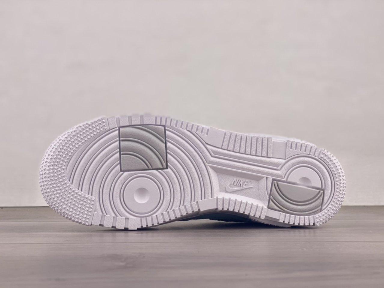Nike Air Force 1 Pixel Glacier Blue Casual Shoes DH3855-400 Sole