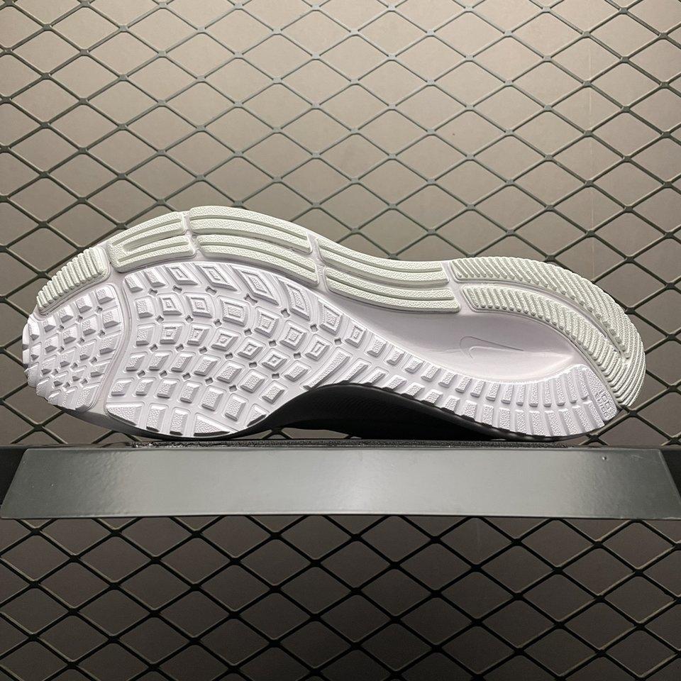 Nike Air Zoom Pegasus 38 Volt White Yellow Running Shoes DA6678-700 Sole